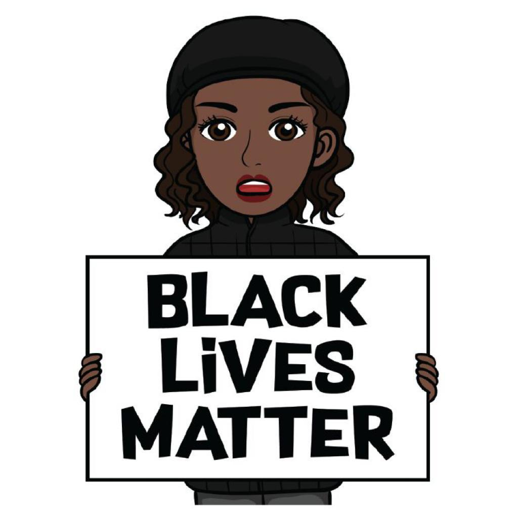 blm emoji on the app store